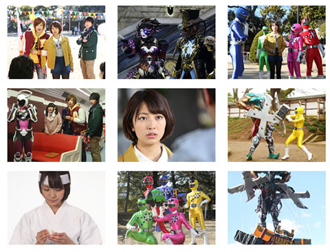 Next Week On Ressha Sentai ToQger: Station 9