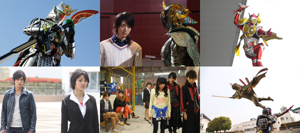 Next Week on Kamen Rider Gaim: Episode 33