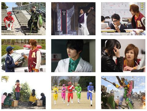 Next Week on Ressha Sentai ToQger: Station 12