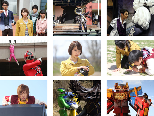 Next Week on Ressha Sentai ToQger: Station 13