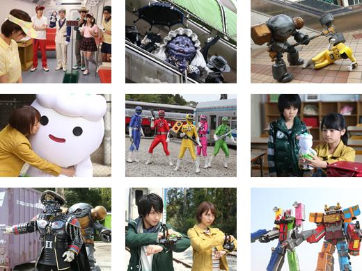 Next Week on Ressha Sentai ToQger: Station 15