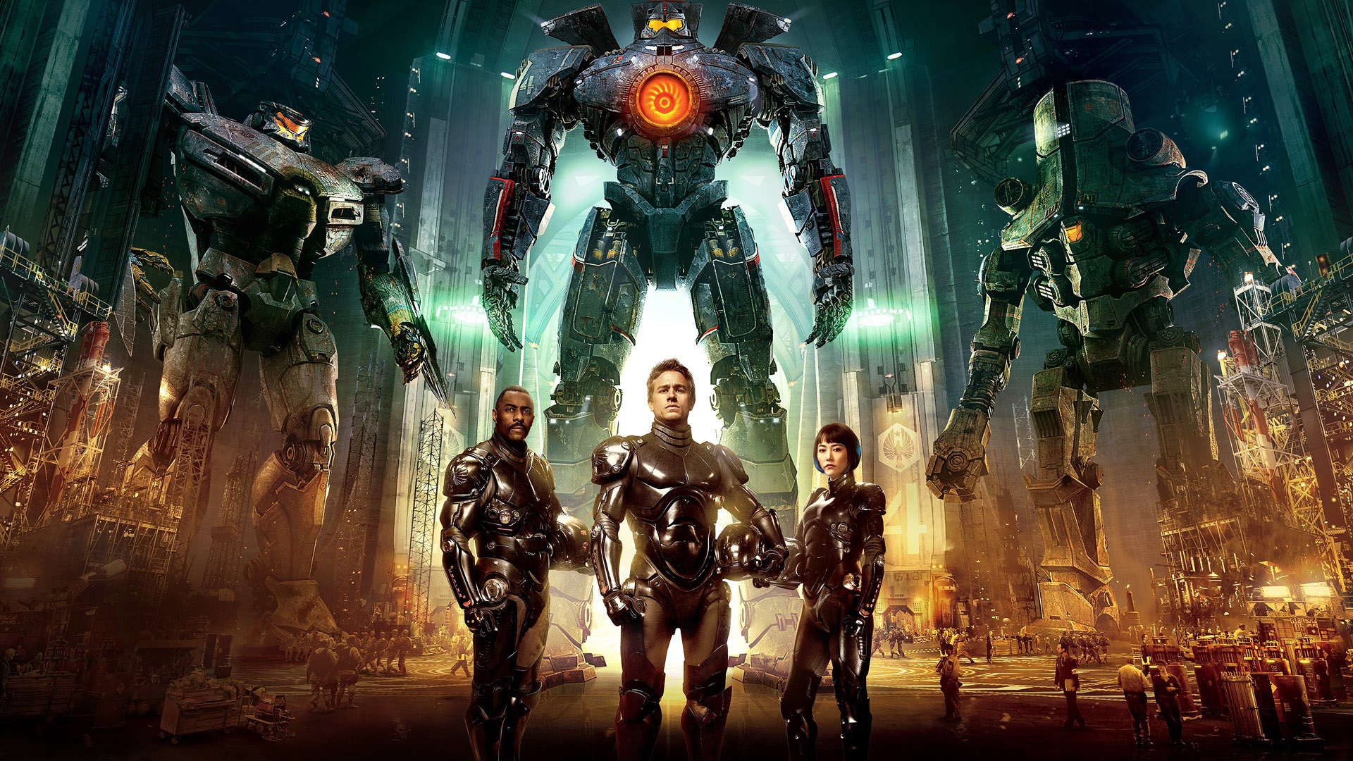 Guillermo del Toro Announces New Pacific Rim Animated Series and Sequel