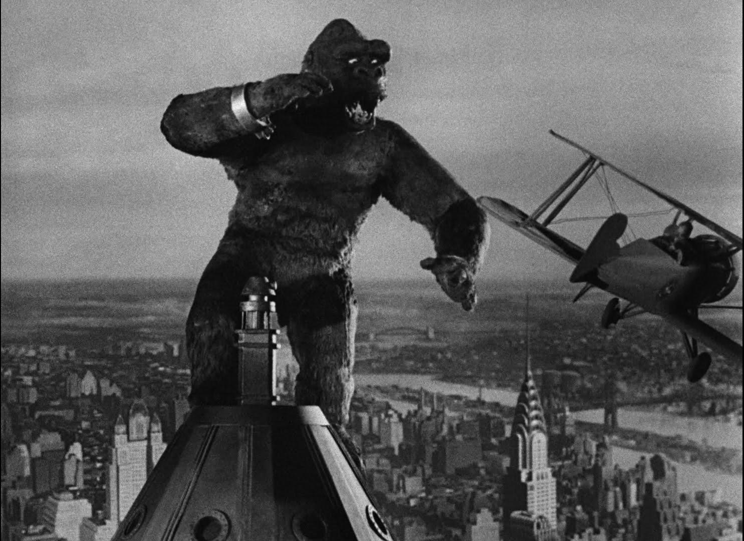 Legendary Reveals New King Kong Film: Skull Island