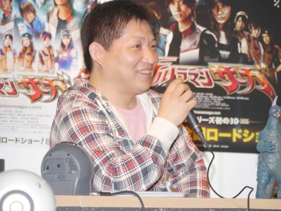 Keiichi Hasegawa To Write For Kamen Rider Drive
