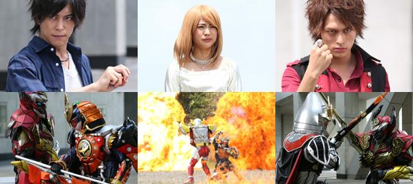 Kamen Rider Gaim episode 46 (A)