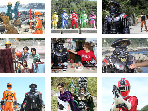 Next Time On Ressha Sentai ToQger: Station 29