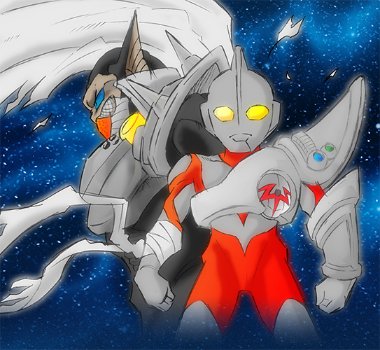 Ultraman: Super Fighter Legend Figures and OVA Re-Released