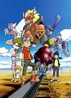 Henshin! Anime: Digimon Frontier