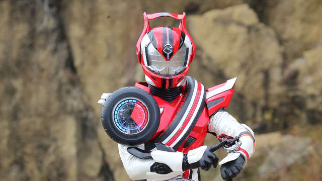 Next Time on Kamen Rider Drive: Episode 16