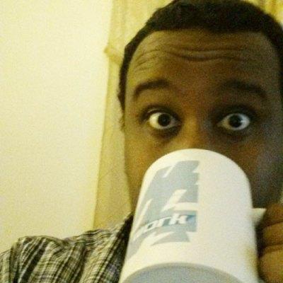 Yas with the TokuNet Staff Mug