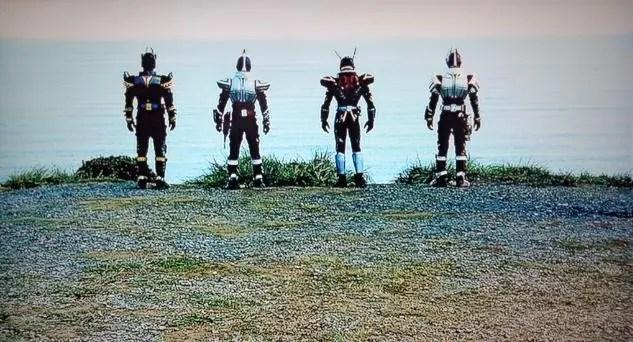 Kamen Rider Blade Blu-Ray Boxes Announced