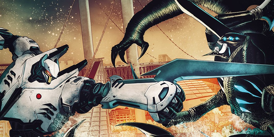 Legendary Comics Announced New Pacific Rim Comic