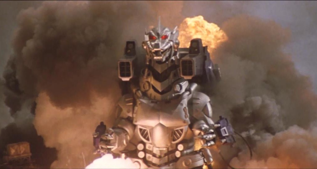 TokuNet Film Club: Godzilla Against Mechagodzilla