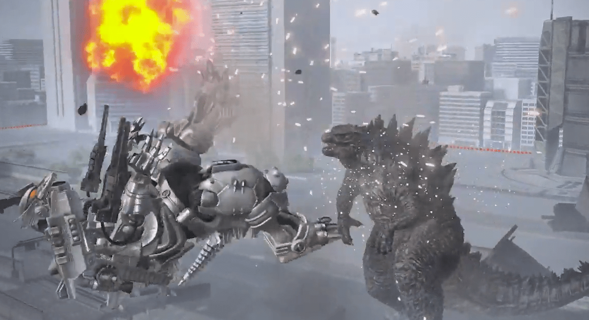 Godzilla The Game To Have Online Multiplayer
