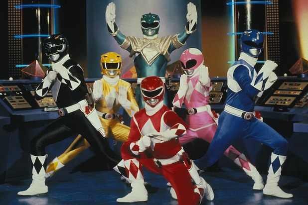 Power Rangers Movie Release Pushed to January 2017