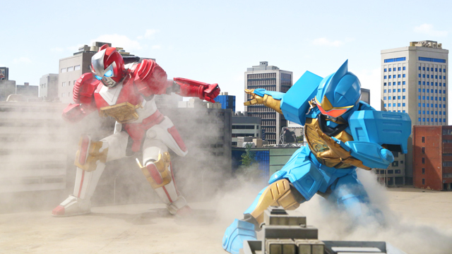 Next Time on Shuriken Sentai Ninninger: Shinobi 11