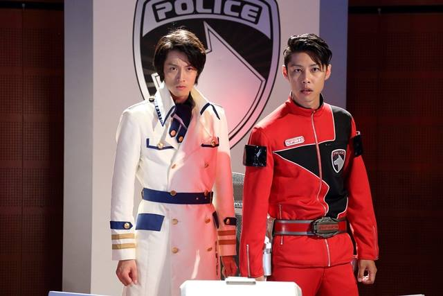 Dekaranger 10 years after 2