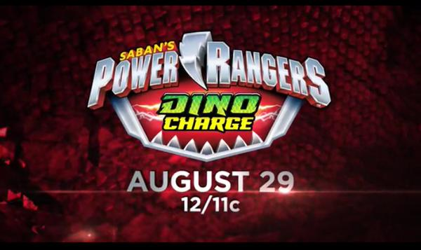 SDCC 2015 Dino Charge Panel – Fall Trailer and Return Date Announced