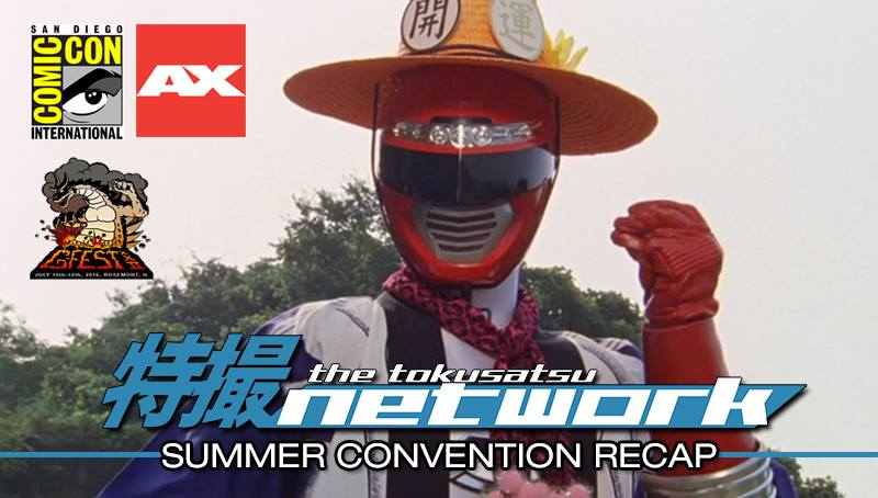 TokuNet Podcast #10 – Summer 2015 Convention Recap