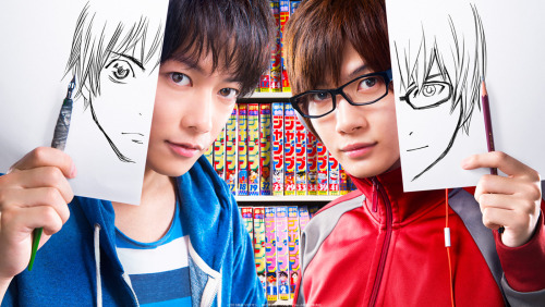 Trailer for Live-Action Bakuman Film Released