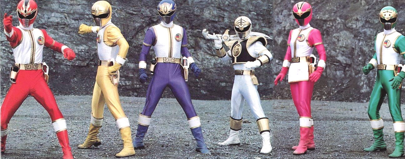 SDCC 2015 Shout! Factory Panel – Dairanger to Be Released in America