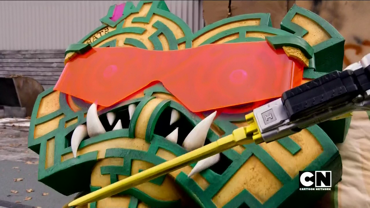 "Weekly Ranger Review: Dino Charge Episode 09, ""When Logic Fails"""