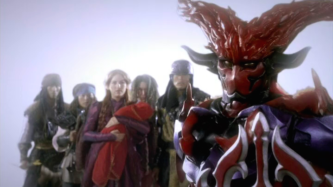 "Weekly Ranger Review: Mystic Force Episodes 22 & 23, ""Heir Apparent"""
