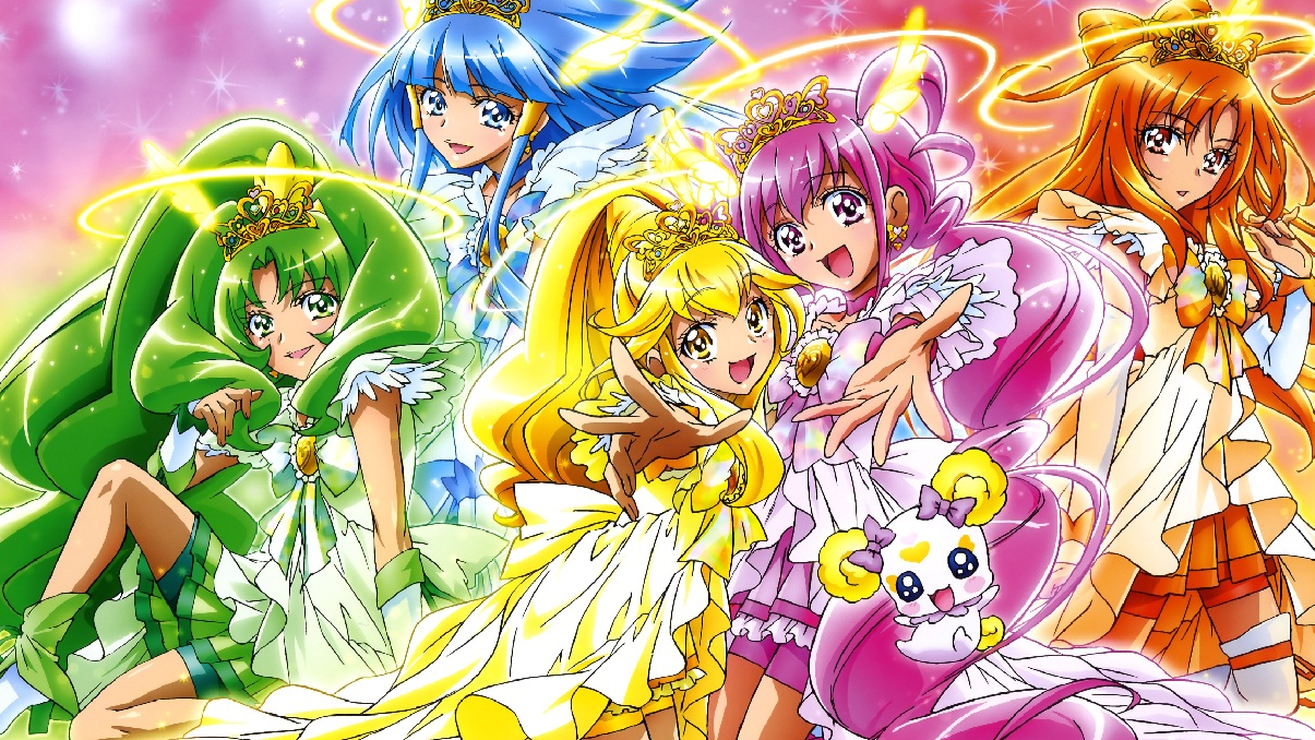 Glitter Force to Premiere on Netflix in December