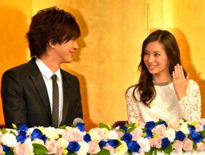 """Ultraman Saga"" Actor, DAIGO Marries ""Pretty Guardian Sailor Moon"" Actor, Keiko Kitagawa"