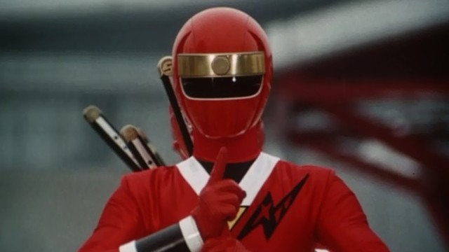 Shout! Factory Announces Kakuranger DVD Set