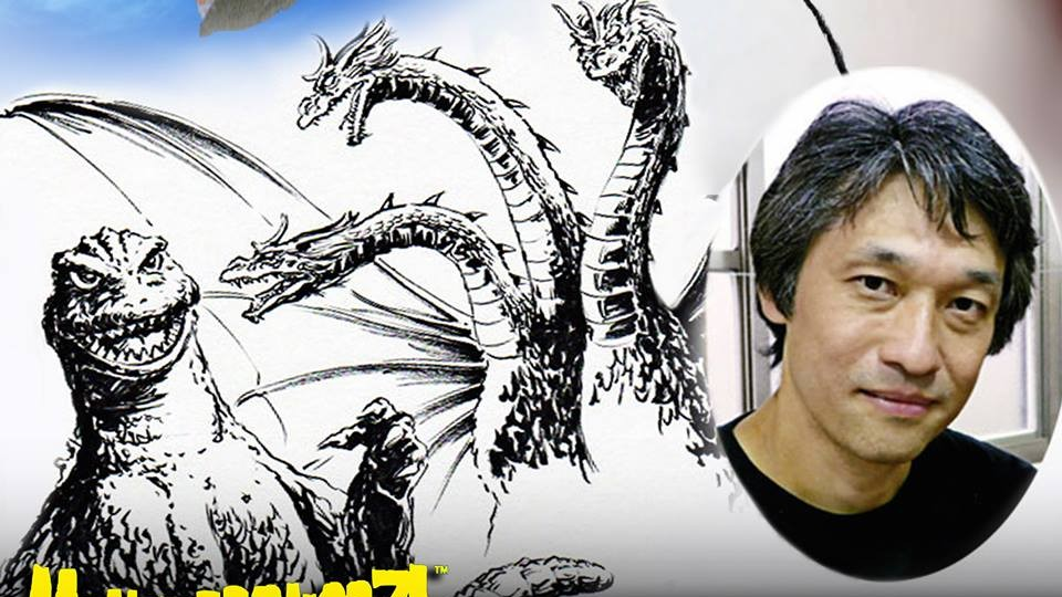 Shinji Nishikawa Joins Godzilla Alums Appearing at Monsterpalooza