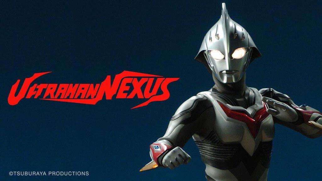 Ultraman Nexus Added to Crunchyroll