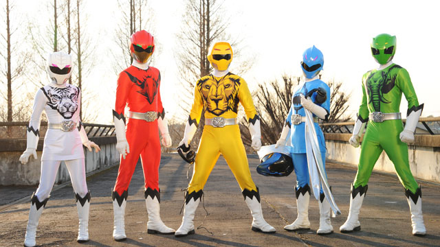 Zyuohger 8a