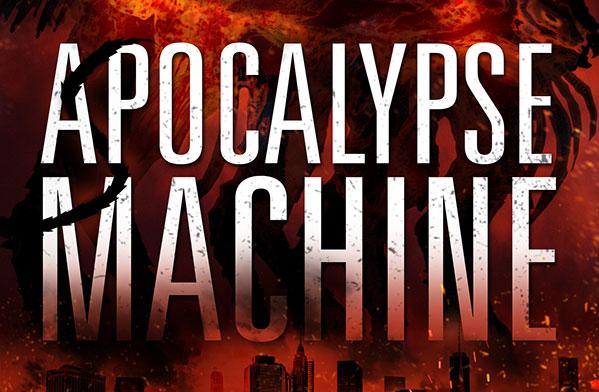 Jeremy Robinson Releases Latest Kaiju Novel