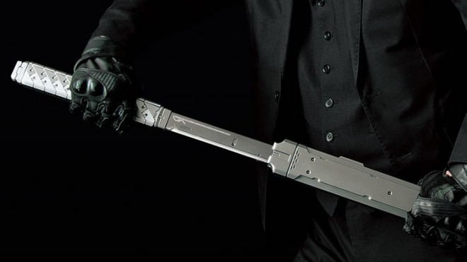 ULTRAMAN Manga Life-Sized Sword Available for Pre-Order