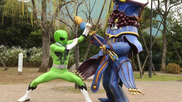 Next Time on Dobutsu Sentai Zyuohger: Episode 12