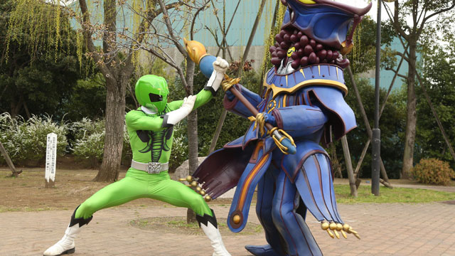 Zyuohger 12a