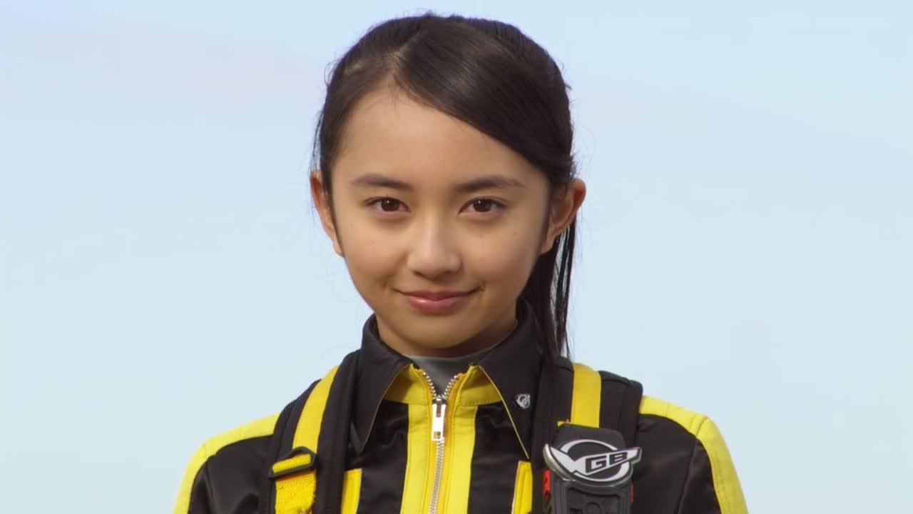 Arisa Komiya Guest Appearance in Kamen Rider Ghost