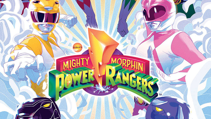 Comics Corner: BOOM! Studios to Release Mighty Morphin Power Rangers Annual