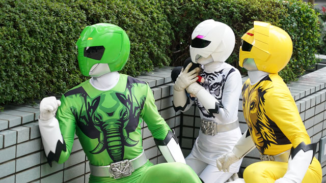 Next Time on Dobutsu Sentai Zyuohger: Episode 15
