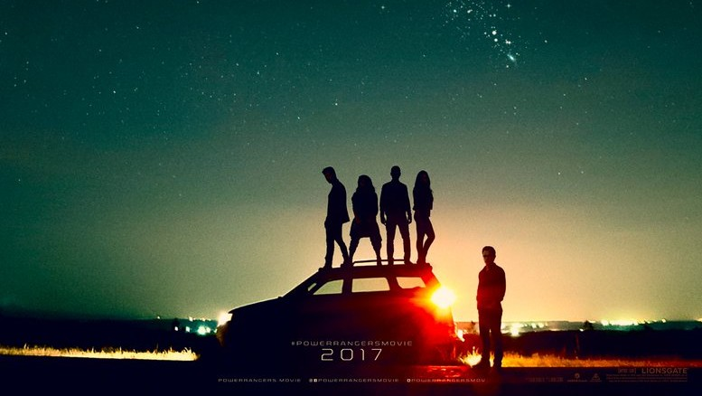 Power Rangers Movie Releases First Teaser Poster