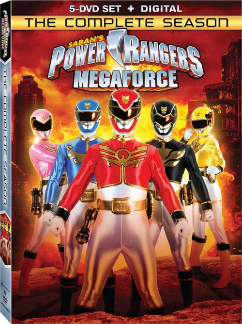 Where can I download the entire Power Rangers series? - Quora