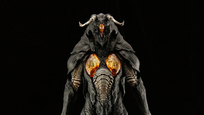 Zetton Added to Kaiju Remix Series