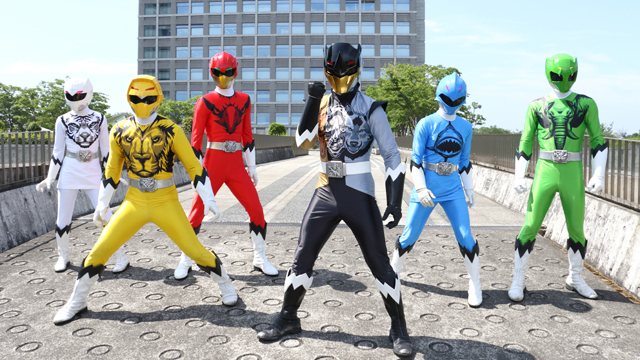 Zyuohger 22a