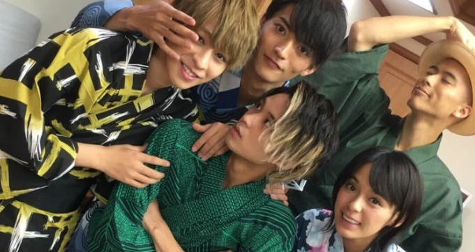 This Week in Toku Actor Blogs [7/24 to 7/30]