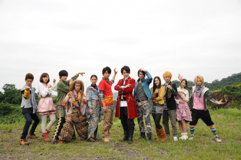 Kaizoku Sentai Gokaiger to Return in Landmark 2000th Super Sentai Episode