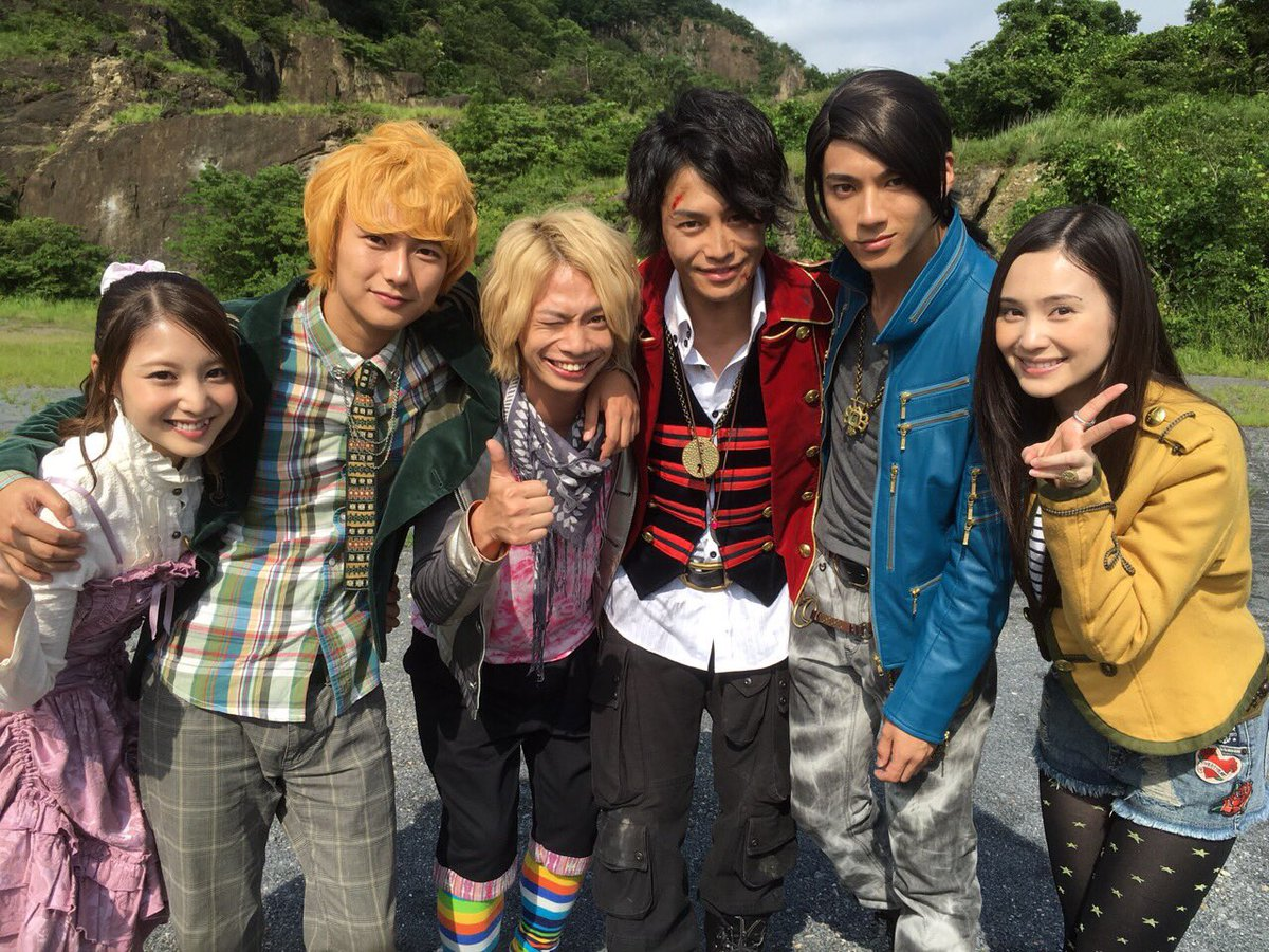 The Gokaiger Cast Comments on their Return