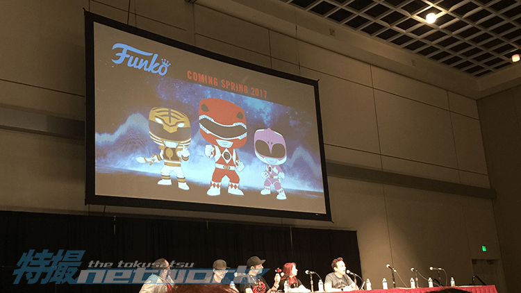 Power Morphicon Bandai Panel Reveals Future for the Power Rangers Brand