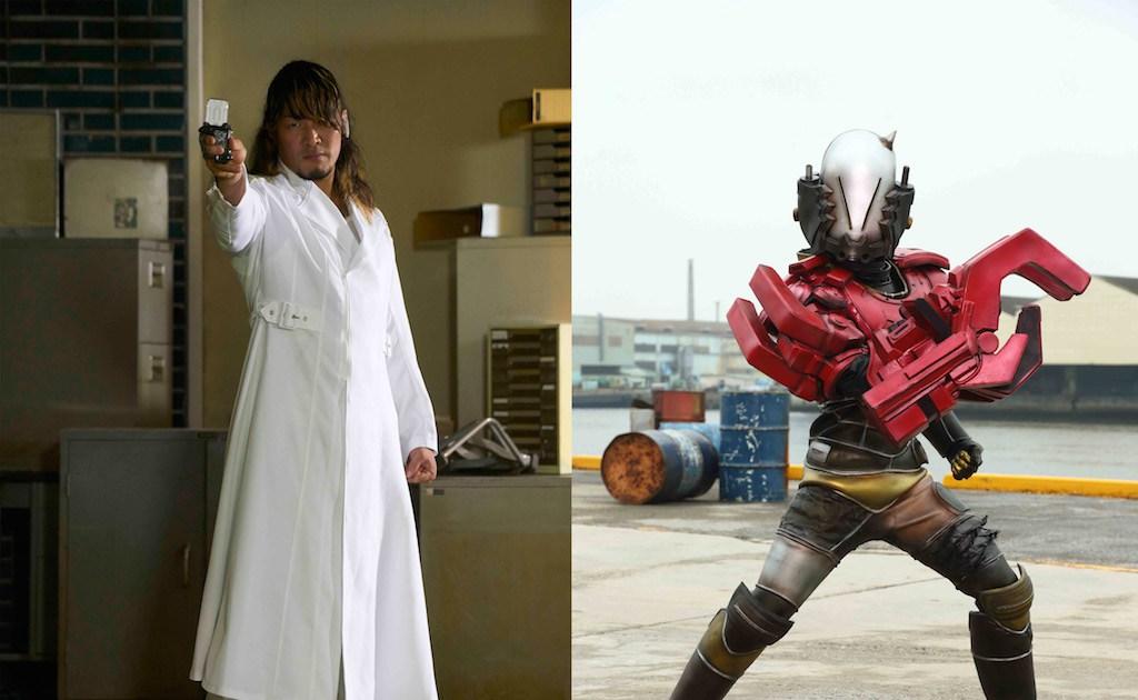 Hiroshi Tanahashi Appearing Kamen Rider Heisei Generations