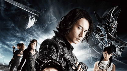 3rd Garo Anime and New Live-Action Movies Announced
